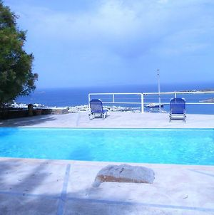 Villa With 2 Bedrooms In Paros With Wonderful Sea View Shared Pool Terrace photos Exterior
