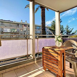 Studio In Cannes With Wonderful City View Terrace And Wifi 650 M From The Beach photos Exterior