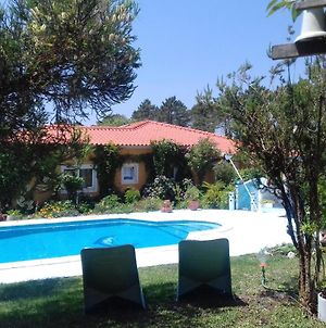 Studio In Nazare With Shared Pool Furnished Garden And Wifi 7 Km From The Beach photos Exterior