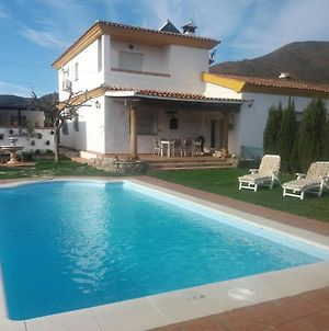 Villa With 4 Bedrooms In Mijas, With Wonderful Mountain View, Private Pool, Enclosed Garden photos Exterior