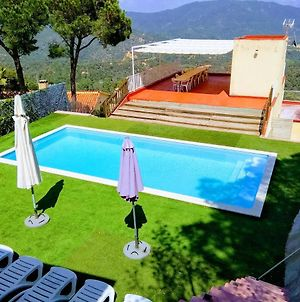 Villa With 6 Bedrooms In Lloret De Mar With Wonderful Sea View Private Pool Enclosed Garden photos Exterior