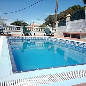 Villa With 6 Bedrooms In El Mas Mora, With Wonderful Mountain View, Private Pool, Furnished Terrace - 7 Km From The Beach photos Exterior