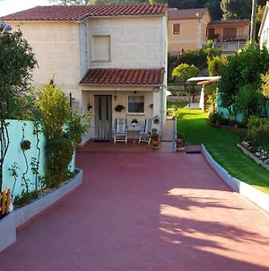 House With 4 Bedrooms In O Rosal With Enclosed Garden And Wifi 2 Km From The Beach photos Exterior