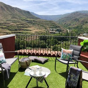 House With 3 Bedrooms In Viguera With Wonderful Mountain View Furnished Terrace And Wifi 80 Km From The Slopes photos Exterior