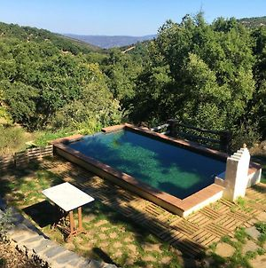 House With 4 Bedrooms In Aracena With Wonderful Mountain View Private Pool And Furnished Garden 115 Km From The Beach photos Exterior