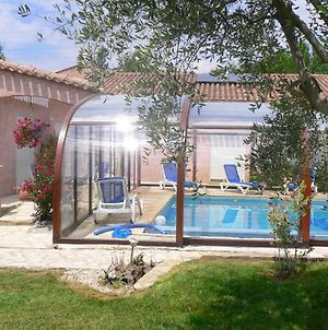 Apartment With 2 Bedrooms In Beziers With Shared Pool Enclosed Garden And Wifi 20 Km From The Beach photos Exterior
