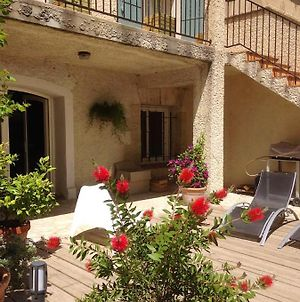 Villa With 4 Bedrooms In Le Thor With Private Pool Enclosed Garden And Wifi photos Exterior