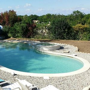 Apartment With 3 Bedrooms In Grospierres With Wonderful Mountain View Shared Pool Enclosed Garden photos Exterior