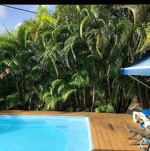 Apartment With 3 Bedrooms In Le Robert With Wonderful Sea View Shared Pool Enclosed Garden 8 Km From The Beach photos Exterior