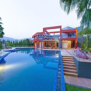 Villa With 4 Bedrooms In Eretria With Wonderful Sea View Private Pool Enclosed Garden 100 M From The Beach photos Exterior