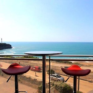 Apartment With One Bedroom In Anglet With Wonderful Sea View Shared Pool And Enclosed Garden 500 M From The Beach photos Exterior