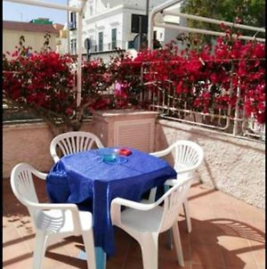Apartment With 2 Bedrooms In Ischia With Wonderful Sea View Furnished Terrace And Wifi 20 M From The Beach photos Exterior
