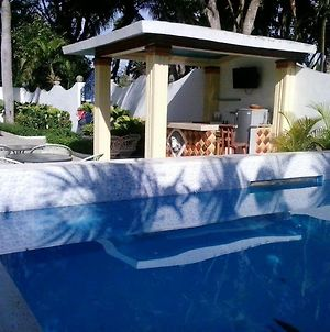 Apartment With 2 Bedrooms In Boca Chica With Pool Access Furnished Terrace And Wifi 600 M From The Beach photos Exterior