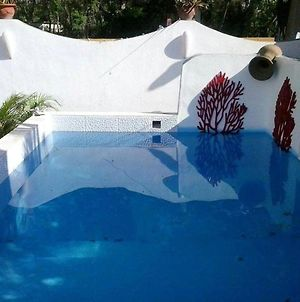 House With One Bedroom In Boca Chica With Wonderful City View Shared Pool And Wifi 600 M From The Beach photos Exterior