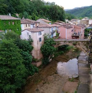 Studio In Rennes Les Bains With Wonderful Mountain View And Balcony photos Exterior