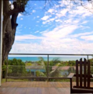 Bungalow With One Bedroom In Petit Bourg With Wonderful Sea View Furnished Terrace And Wifi 2 Km From The Beach photos Exterior