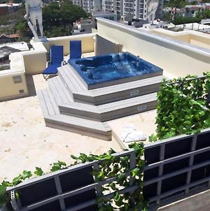 Apartment With One Bedroom In Boca Chica, With Wonderful Sea View, Furnished Terrace And Wifi photos Exterior