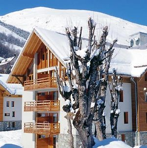 Studio In Valloire With Wonderful Mountain View Furnished Balcony And Wifi 1 Km From The Slopes photos Exterior