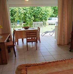 Studio In Le Moule With Enclosed Garden And Wifi 3 Km From The Beach photos Exterior