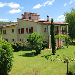 Apartment With 4 Bedrooms In Quinson With Shared Pool Furnished Garden And Wifi photos Exterior