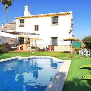 Villa With 4 Bedrooms In Antequera, With Private Pool, Enclosed Garden And Wifi photos Exterior