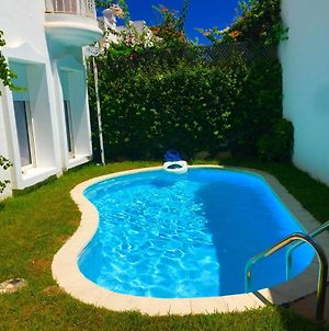 Villa With 4 Bedrooms In Dar Bouazza, Tamaris, With Private Pool, Enclosed Garden And Wifi - 200 M From The Beach photos Exterior