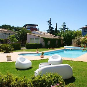House With One Bedroom In Agde With Shared Pool Enclosed Garden And Wifi 4 Km From The Beach photos Exterior