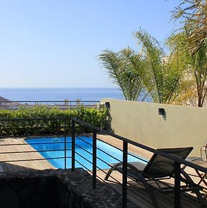 Villa With 3 Bedrooms In Costa Adeje With Wonderful Sea View Private Pool And Wifi 2 Km From The Beach photos Exterior
