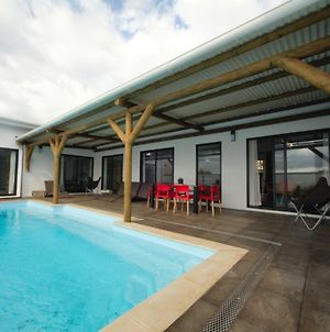 Villa With 4 Bedrooms In Pointe Aux Sables, Port Louis, With Private Pool, Enclosed Garden And Wifi - 800 M From The Beach photos Exterior