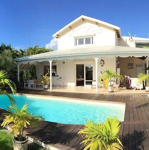 Villa With 2 Bedrooms In Le Gosier With Private Pool Enclosed Garden And Wifi 200 M From The Beach photos Exterior