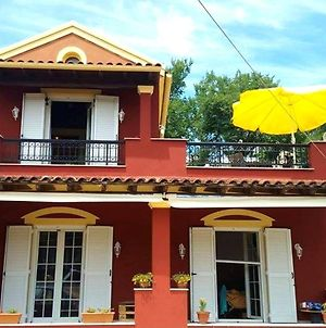 Apartment With One Bedroom In Kontokali With Enclosed Garden And Wifi 3 Km From The Beach photos Exterior