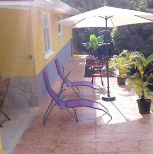 Apartment With 2 Bedrooms In Le Marin, With Furnished Garden And Wifi - 10 Km From The Beach photos Exterior
