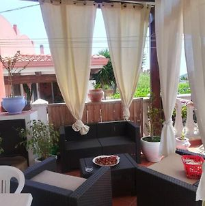 Apartment With 2 Bedrooms In Pianoconte With Wonderful Sea View Furnished Terrace And Wifi 2 Km From The Beach photos Exterior