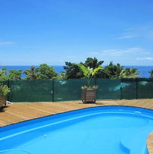 Studio In Saint Leu With Wonderful Sea View Shared Pool Enclosed Garden 500 M From The Beach photos Exterior
