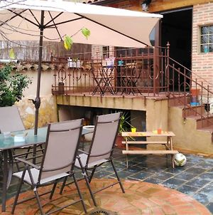 House With 3 Bedrooms In Alaejos, With Enclosed Garden And Wifi photos Exterior