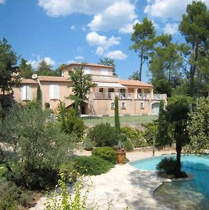 Villa With 4 Bedrooms In Saint Maximin La Sainte Baume With Private Pool Enclosed Garden And Wifi 30 Km From The Beach photos Exterior