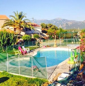 House With One Bedroom In Sartene With Wonderful Mountain View Shared Pool Enclosed Garden 15 Km From The Beach photos Exterior