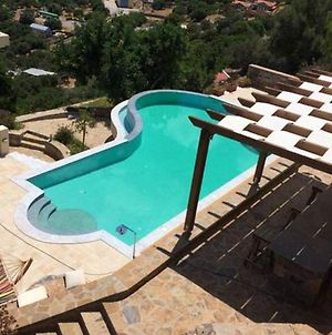 Villa With 4 Bedrooms In Kato Pine With Wonderful Sea View Private Pool Terrace 2 Km From The Beach photos Exterior