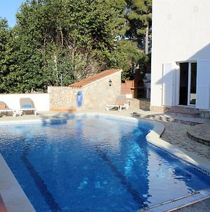 Villa With 5 Bedrooms In Pals With Wonderful Sea View Private Pool Enclosed Garden 600 M From The Beach photos Exterior