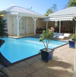 Villa With 3 Bedrooms In Saint Francois With Private Pool Enclosed Garden And Wifi photos Exterior