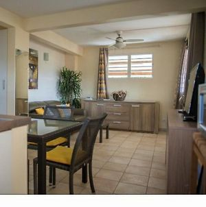 Apartment With 2 Bedrooms In Le Lamentin With Wonderful Mountain View Furnished Terrace And Wifi 8 Km From The Beach photos Exterior