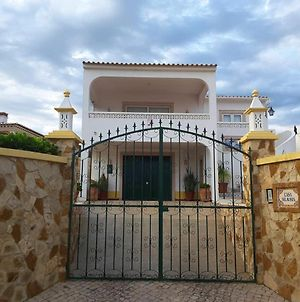 Villa With 3 Bedrooms In Luz, With Wonderful Sea View, Private Pool, Enclosed Garden - 1 Km From The Beach photos Exterior