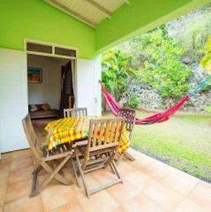 House With One Bedroom In Le Gosier With Furnished Terrace And Wifi 1 Km From The Beach photos Exterior