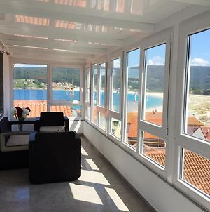 Apartment With 2 Bedrooms In Laxe With Wonderful Sea View And Furnished Terrace 80 M From The Beach photos Exterior