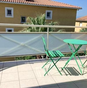 Apartment With 2 Bedrooms In Canet En Roussillon With Wonderful Mountain View And Terrace photos Exterior