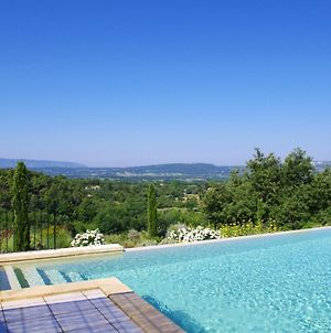 Villa With 4 Bedrooms In Roussillon With Private Pool Furnished Terrace And Wifi photos Exterior
