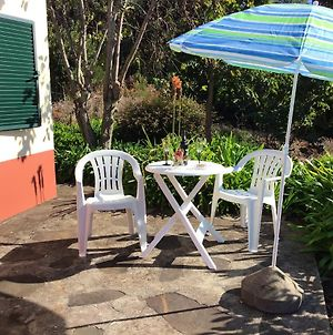 House With One Bedroom In Ponta Do Pargo With Wonderful Sea View Furnished Garden And Wifi photos Exterior
