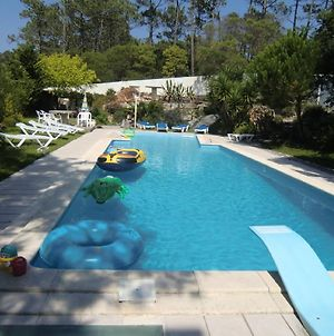 Villa With 2 Bedrooms In Pataias With Wonderful Sea View Private Pool Enclosed Garden 700 M From The Beach photos Exterior