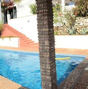 Villa With 4 Bedrooms In Malaga With Private Pool Enclosed Garden And Wifi photos Exterior