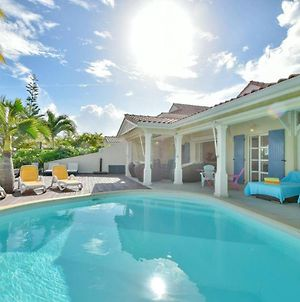 Villa With 3 Bedrooms In Saint Francois With Shared Pool 10 M From The Beach photos Exterior
